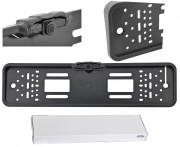 Универсальная камера переднего / заднего вида с номерной рамкой Incar VDC-006