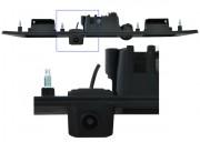 Камера заднего вида Incar VDC-047 для Audi Q7 (в ручку)