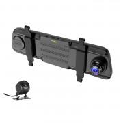 Зеркало заднего вида с монитором, видеорегистратором, Wi-Fi, GPS, системой ADAS и камерой заднего вида Aspiring MAXI 2 SpeedCam