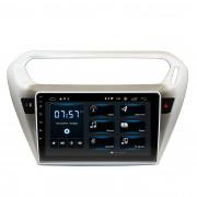 Штатная магнитола Incar XTA-7001 для Citroen C-Elysee / Peugeot 301 (Android 10)