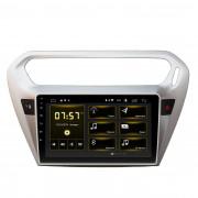 Штатная магнитола Incar DTA-7001 DSP для Citroen C-Elysee / Peugeot 301 (Android 10)