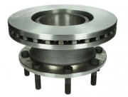 Тормозной диск SBP 02-IV021