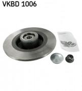 Тормозной диск SKF VKBD 1006