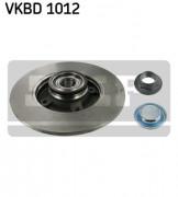 Тормозной диск SKF VKBD 1012
