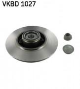 Гальмівний диск SKF VKBD 1027
