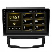 Штатная магнитола Incar DTA-5015 DSP для SsangYong Actyon 2011-2013, Korando 2010-2013 (Android 10)
