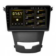 Штатная магнитола Incar DTA-5016 DSP для SsangYong Actyon, Korando 2013+ (Android 10)