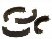 ABE Барабанные тормозные колодки ABE C02072ABE