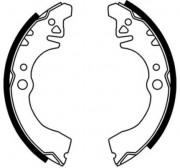 ABE Барабанные тормозные колодки ABE C06011ABE