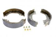 ABE Барабанные тормозные колодки ABE C0G022ABE