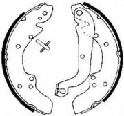 ABE Барабанные тормозные колодки ABE C0P020ABE