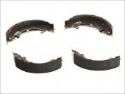 ABE Барабанные тормозные колодки ABE C0R013ABE