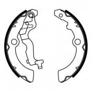 ABE Барабанные тормозные колодки ABE C01061ABE