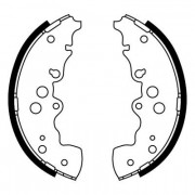 ABE Барабанные тормозные колодки ABE C08023ABE