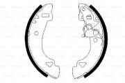 Bosch Барабанные тормозные колодки BOSCH 0986487331