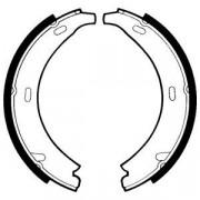 Барабанные тормозные колодки DELPHI LS1371