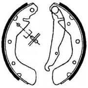 Барабанные тормозные колодки DELPHI LS1622