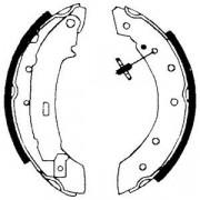 Барабанные тормозные колодки DELPHI LS1717