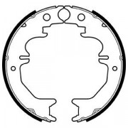 Барабанные тормозные колодки DELPHI LS2053