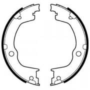 Барабанные тормозные колодки DELPHI LS2106