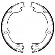 Барабанные тормозные колодки DELPHI LS2119