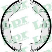 Барабанные тормозные колодки LPR 08260