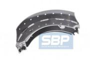 Барабанные тормозные колодки SBP 03-SA003