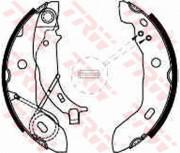 Барабанные тормозные колодки TRW GS8627