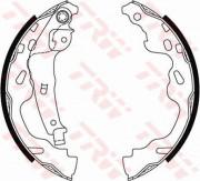 Барабанные тормозные колодки TRW GS8480