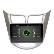 Штатная магнитола Incar DTA-9301 DSP для Hyundai Accent 2011+ (Android 10)