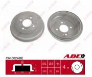 Гальмівний барабан ABE C64002ABE