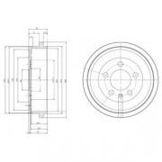 Тормозной барабан DELPHI BF463