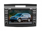 Штатная магнитола Phantom DVM-1332G iS Ampl для Honda CR-V 2012+