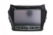 Штатная магнитола Phantom DVM-1070G iS для Hyundai Santa Fe 2013+