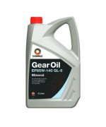 Трансмісійна олива Comma EP 85w140 Gear Oil GL5