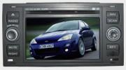 Штатная магнитола Phantom DVM-8400G i5 Black для Ford Focus II, Kuga, Fiesta, Fusion, C-Max, Transit, Transit Tourneo