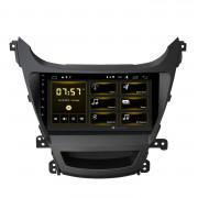 Штатная магнитола Incar DTA-2464 DSP для Hyundai Elantra 2014-2015 (Android 10)