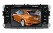 Штатная магнитола Phantom DVM-8500G i6 Black для Ford Mondeo, Focus II, S-Max, Galaxy