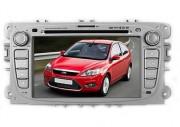 Phantom Штатная магнитола Phantom DVM-8500G i6 Silver для Ford Mondeo, Focus II, S-Max, Galaxy