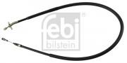 Трос стояночного (ручного) тормоза FEBI 21264