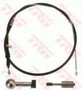 Трос стояночного (ручного) тормоза TRW GCH2659