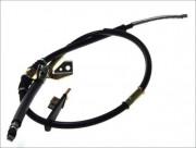 Трос стояночного (ручного) тормоза YAZUKA C75056