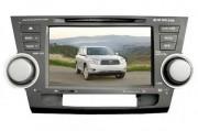 Штатная магнитола Phantom DVM-3056G i6 для Toyota Highlander 2008-2013