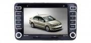 Штатная магнитола Phantom DVM-1821G i5 для Volkswagen Polo Sedan 2010+ (в комплектациях TrendLine, ComfortLine)