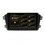 Штатная магнитола Incar DTA-3006 DSP для Geely Emgrand X7, EX7, GX7 (2013+) Android 10