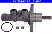 Главный тормозной цилиндр ATE 03.2126-3121.3