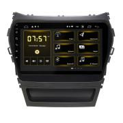 Штатная магнитола Incar DTA-2409 DSP для Hyundai Santa Fe (ix45) 2013+ (Android 10)