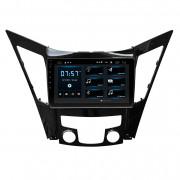 Штатная магнитола Incar XTA-2470 для Hyundai Sonata 2011-2014 (Android 10)