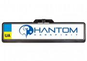 Камера заднего / переднего вида Phantom CA-0350U в рамке номерного знака