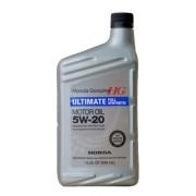 Оригинальное моторное масло Honda Ultimate 5W-20 (08798-9038)